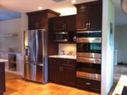 Custom Cabinets,  Cabinet refacing,  Wellington,  Fl. 33414. Kitchen remodeling