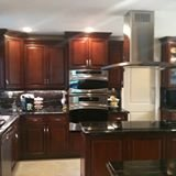 Cabinet refacing,  Kitchen remodeling: Delray Beach,  FL. Bath remodel