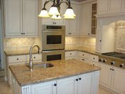 Custom Built Cabinetry,  Kitchen Remodeling,  Lake Worth,  FL. Reface Cabinet