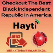 Checkout The Best Black Independent Republic In America